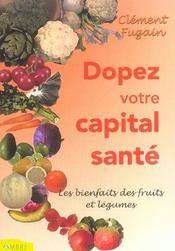 Dopez Votre Capital Sante - Intérieur - Format classique