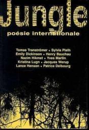 REVUE JUNGLE N.15 ; poésie internationale - Couverture - Format classique