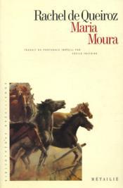 Maria moura - Couverture - Format classique