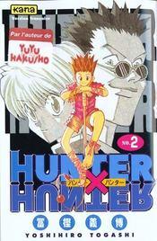Hunter X hunter T.2 - Intérieur - Format classique
