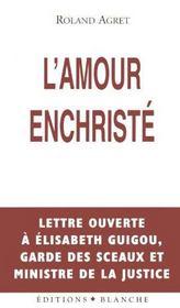 L'Amour Enchriste - Intérieur - Format classique