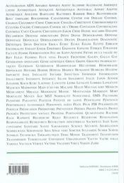 Les épidemies ; un sursis permanent - 4ème de couverture - Format classique
