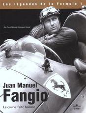 Juan-manuel fangio - la course faite homme - Intérieur - Format classique
