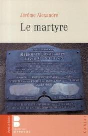 Le martyre - Couverture - Format classique