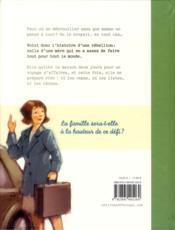 Maman est en voyage d'affaires - 4ème de couverture - Format classique