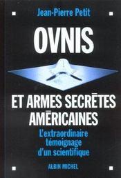 Ovnis et armes secretes americaines - Intérieur - Format classique