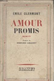 Amour Promis. - Couverture - Format classique