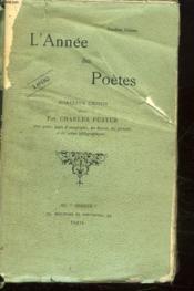 L Annee Des Poetes. Morceaux Choisis. Troisieme Volume. 1892. - Couverture - Format classique
