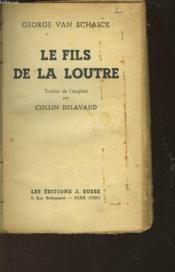 Le Fils De La Loutre - Couverture - Format classique