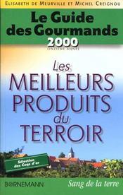 Le guide des gourmands 2000 - Intérieur - Format classique