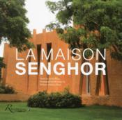 La maison Senghor - Couverture - Format classique