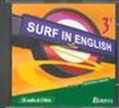 SURF IN ENGLISH ; anglais ; 3ème ; cd de l'élève (édition 2003) - Couverture - Format classique