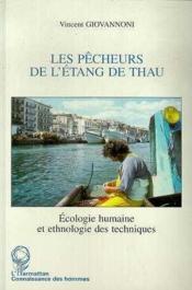 Pecheurs De L Etang De Thau - Couverture - Format classique