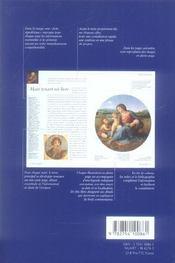 Le geste et l'expression - 4ème de couverture - Format classique