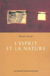 L'esprit et la nature - Intérieur - Format classique