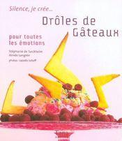 Droles De Gateaux Pour Toutes Les Emotions - Intérieur - Format classique