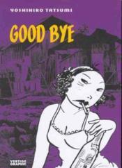 Good Bye - Couverture - Format classique