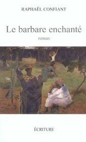 Le barbare enchante - Intérieur - Format classique