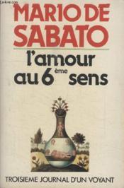Lamour Au 6eme Sens. - Couverture - Format classique