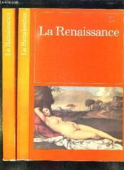 2 Tomes. La Renaissance. - Couverture - Format classique