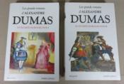 Les grands romans d'Alexandre Dumas : Le vicomte de Bragelonne tomes 1 et 2. - Couverture - Format classique