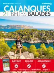 BALADES NATURE ; Calanques : 21 belles balades - Couverture - Format classique