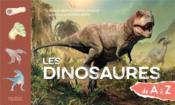 Les dinosaures de A à Z - Couverture - Format classique