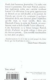 L'Enfant Dormira Peut-Etre - 4ème de couverture - Format classique