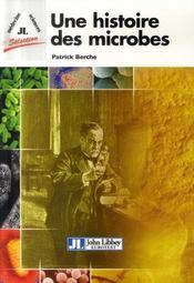 Une histoire des microbes - Intérieur - Format classique