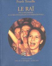 Le rai (+cd) - Intérieur - Format classique