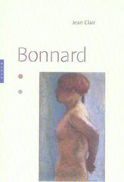 Bonnard - Intérieur - Format classique