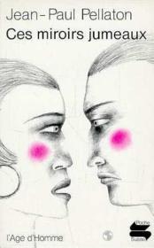 Ces Miroirs Jumeaux Ps107 - Couverture - Format classique