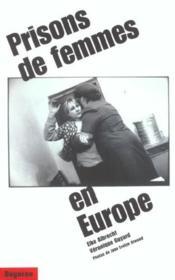 Prisons De Femmes En Europe - Couverture - Format classique