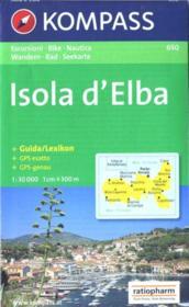 Isola d'Elba ; 650 - Couverture - Format classique