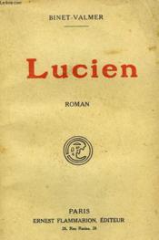 Lucien. - Couverture - Format classique