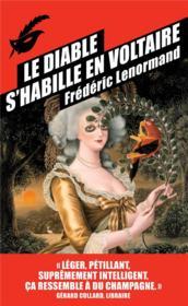 Le diable s'habille en Voltaire - Couverture - Format classique