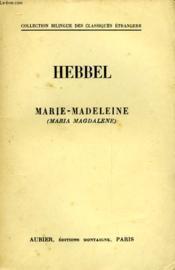 Marie-Madeleine - Maria Magdalene - Couverture - Format classique