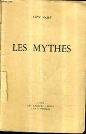 Les Mythes. - Couverture - Format classique