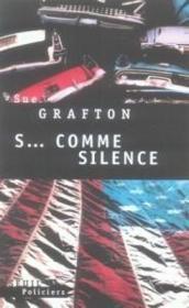 S... comme silence - Couverture - Format classique