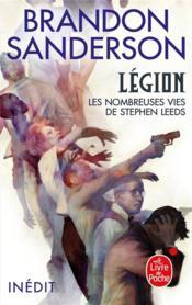 Légion ; les nombreuses vies de Stephen Leeds - Couverture - Format classique
