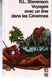 Voyages Avec Un Ane Ds Les Cevennes - Couverture - Format classique