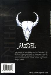 Model t.2 - 4ème de couverture - Format classique
