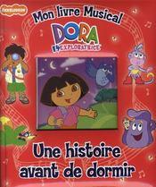 Dora l'exploratrice ; une histoire avant de dormir - Intérieur - Format classique