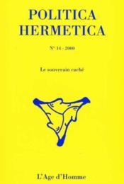 Politica Hermetica N.14 - Couverture - Format classique