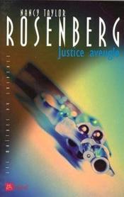 Justice Aveugle - Couverture - Format classique