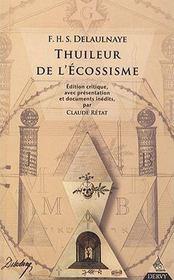 Thuileur De L'Ecossisme - Intérieur - Format classique