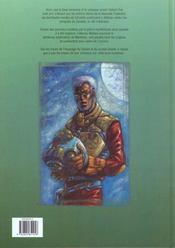 Coleman Wallace t.2 ; le siège de Zanadar - 4ème de couverture - Format classique