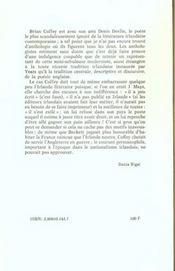 Kreatera alberoni de lare - 4ème de couverture - Format classique