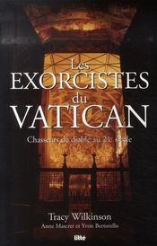 Les exorcistes du vatican - Intérieur - Format classique