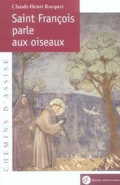 Saint Francois Parle Aux Oiseaux - Intérieur - Format classique